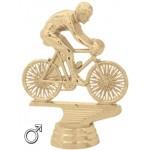 Figurina F08 Ciclist si bicicleta